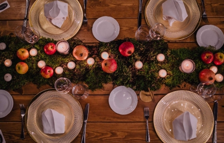 showroom catering lucia hacienda san antonio